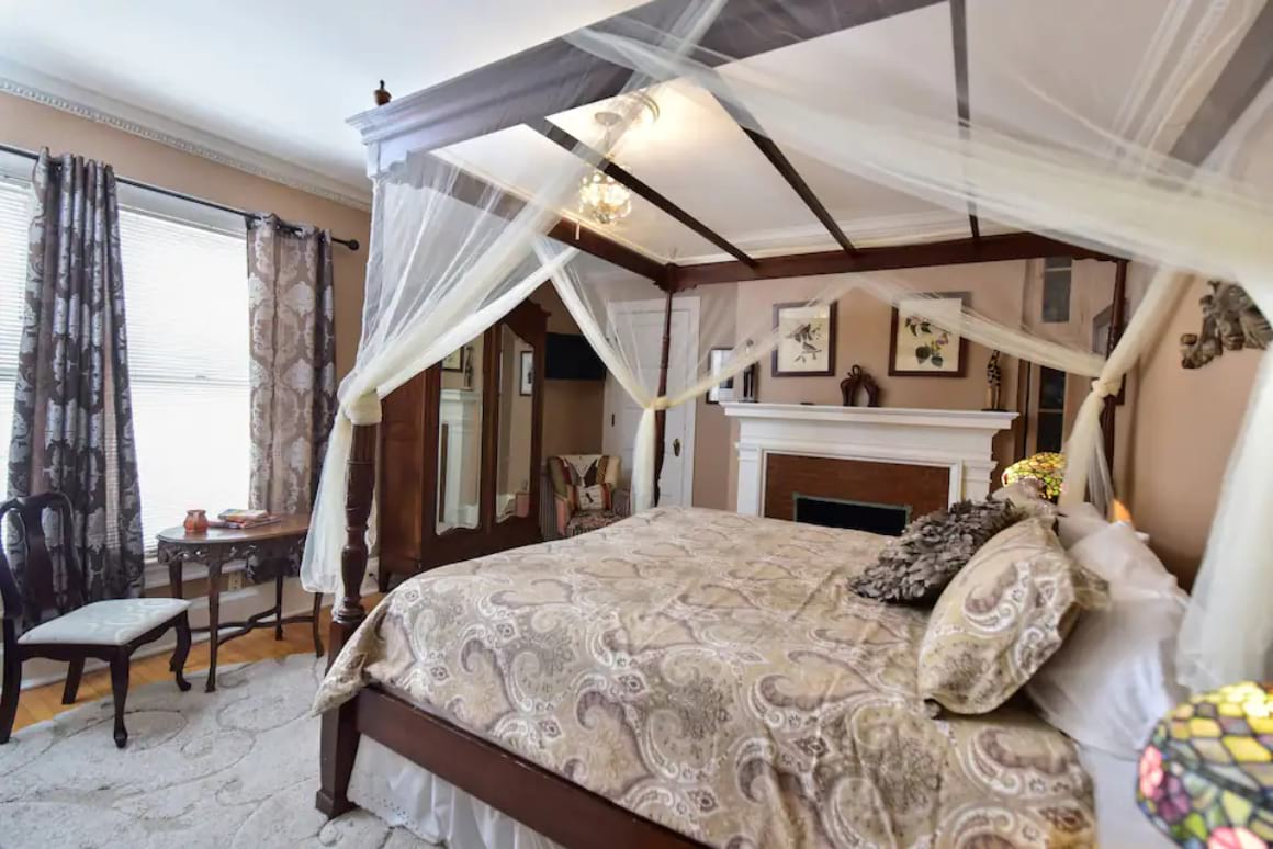 Ringling House Bed and Breakfast Wisconsin