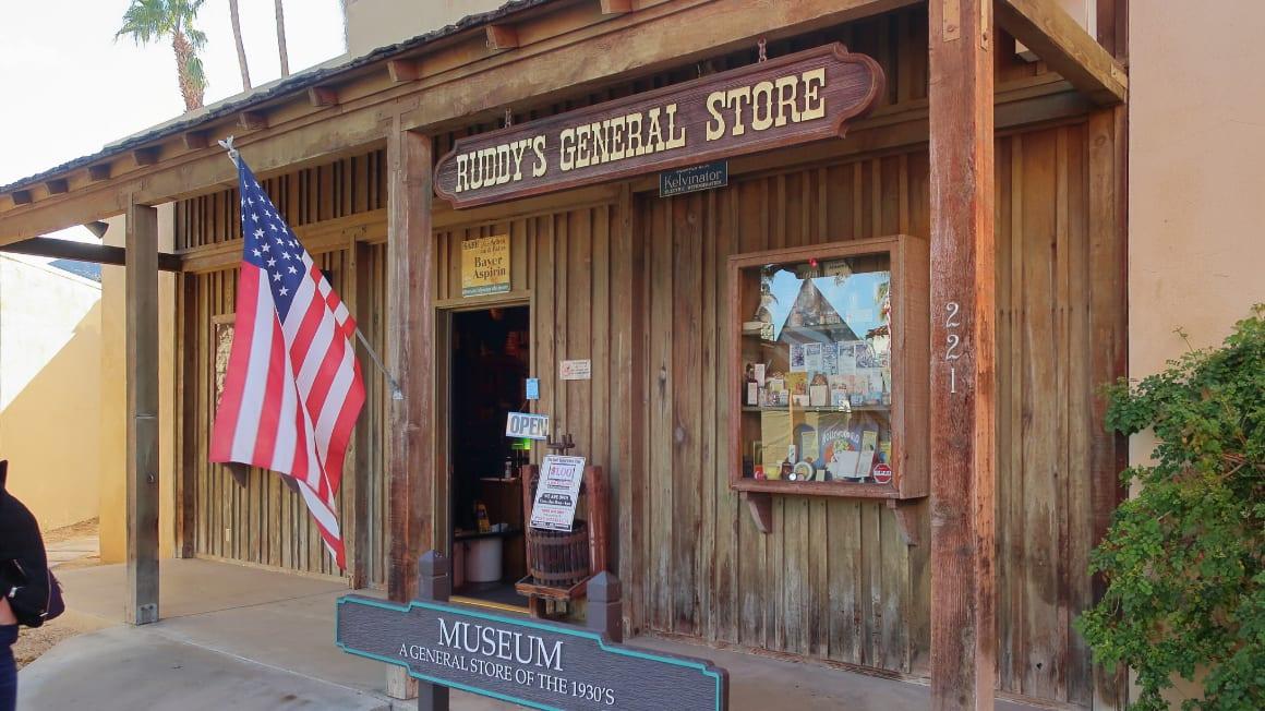 Ruddys General Store Museum