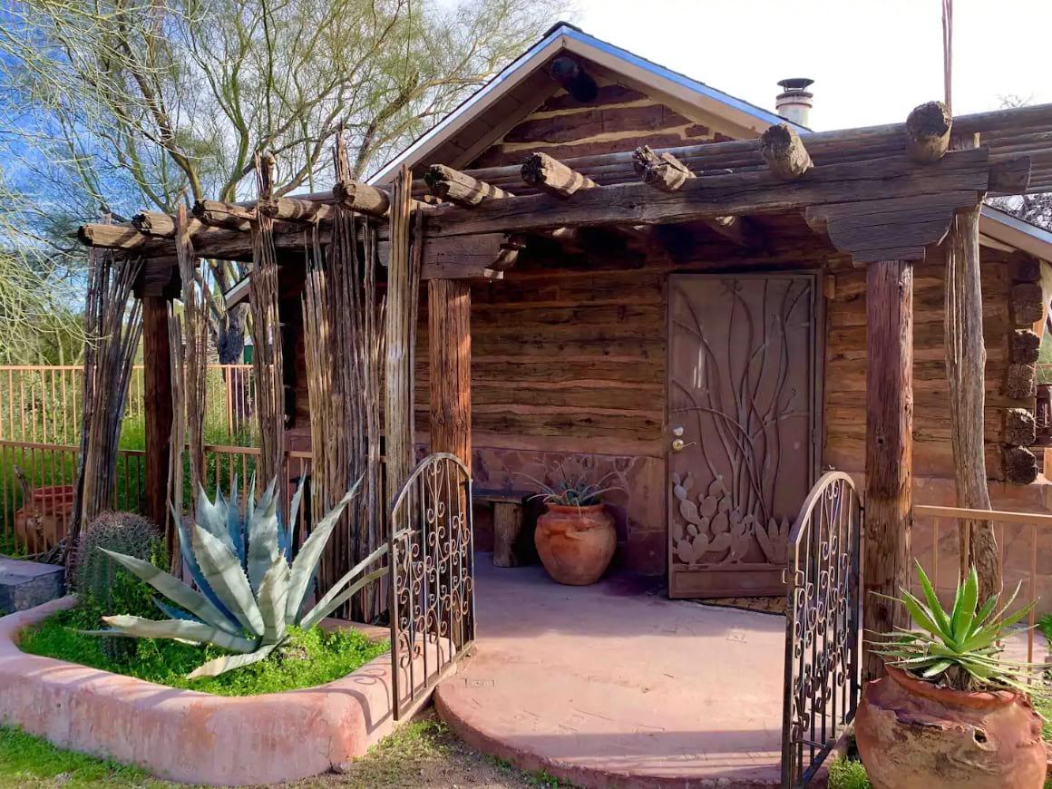 Saguaro Tucson Cabin 2