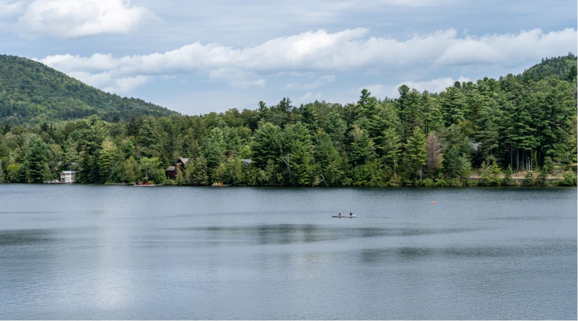 Paradox Bay, Lake Placid 2