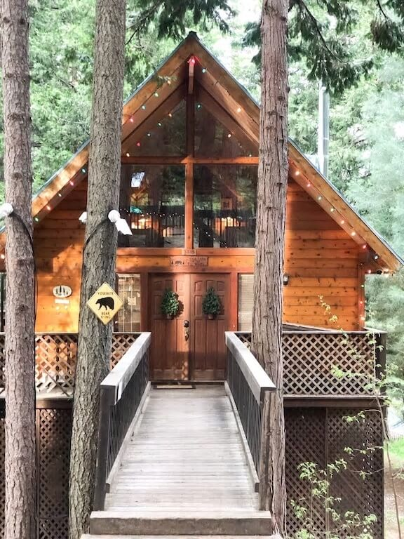 Spectacular Mountain Cabin