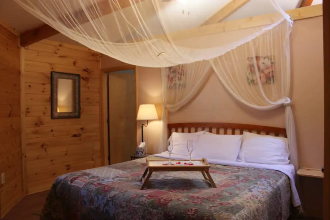 Sugar Shack Wooden Yurt