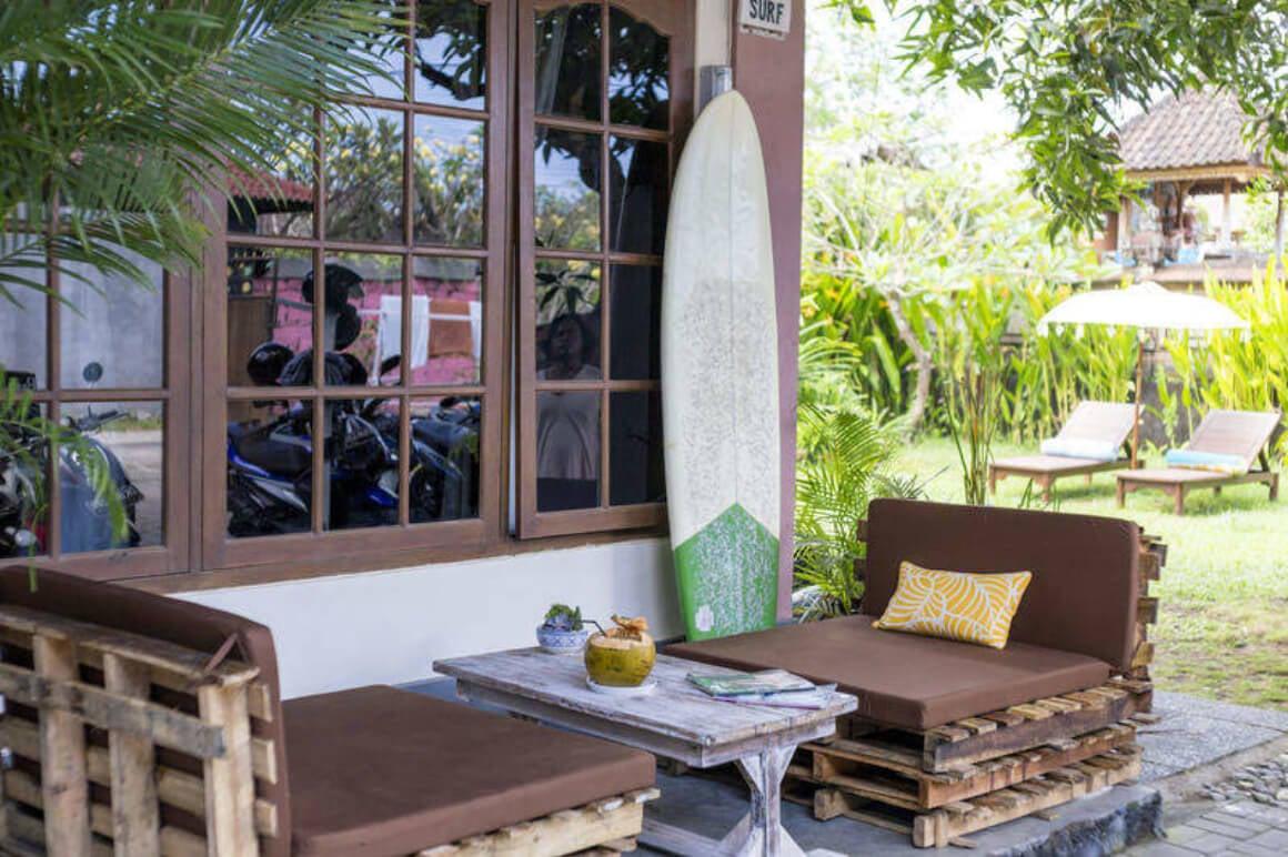 Surfers House Bali