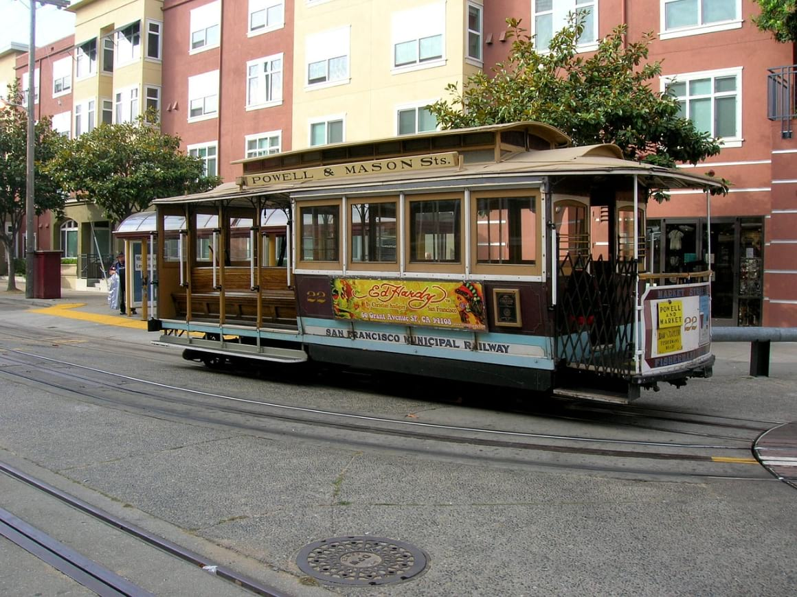 Take a Ride on a San Francisco Cable Car