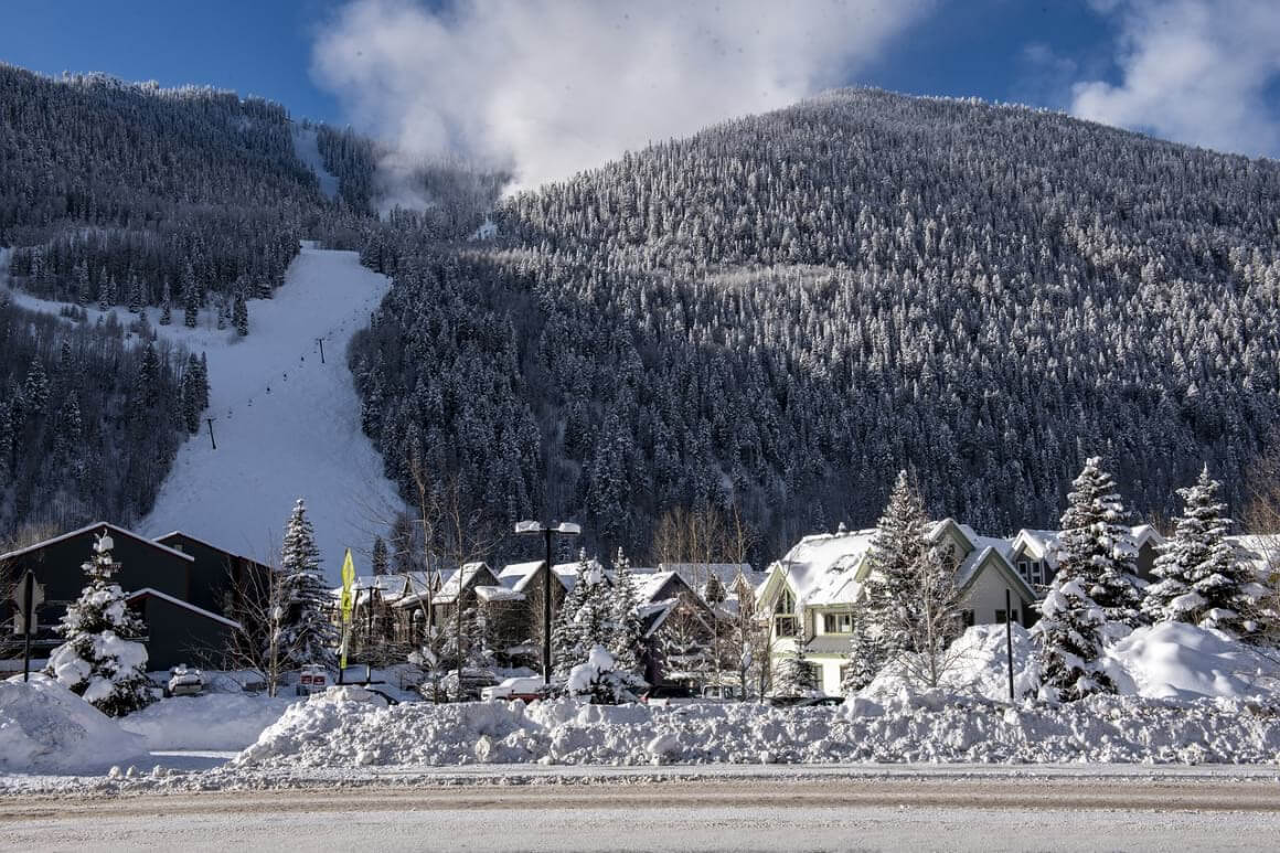 West End - Where to Stay in Telluride for families