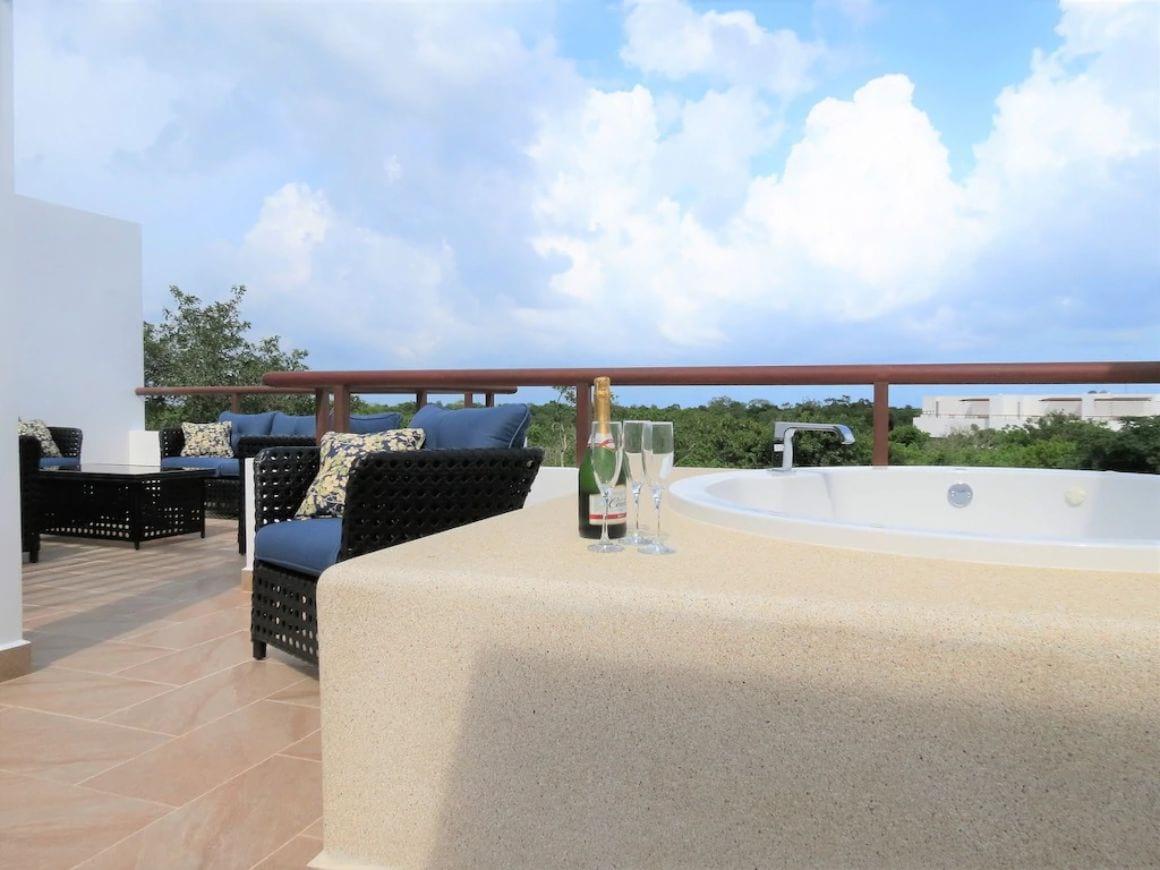 Turquoise Ocean Views Tulum