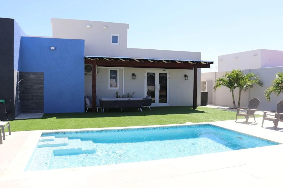 Ultra Modern Westpunt Villa