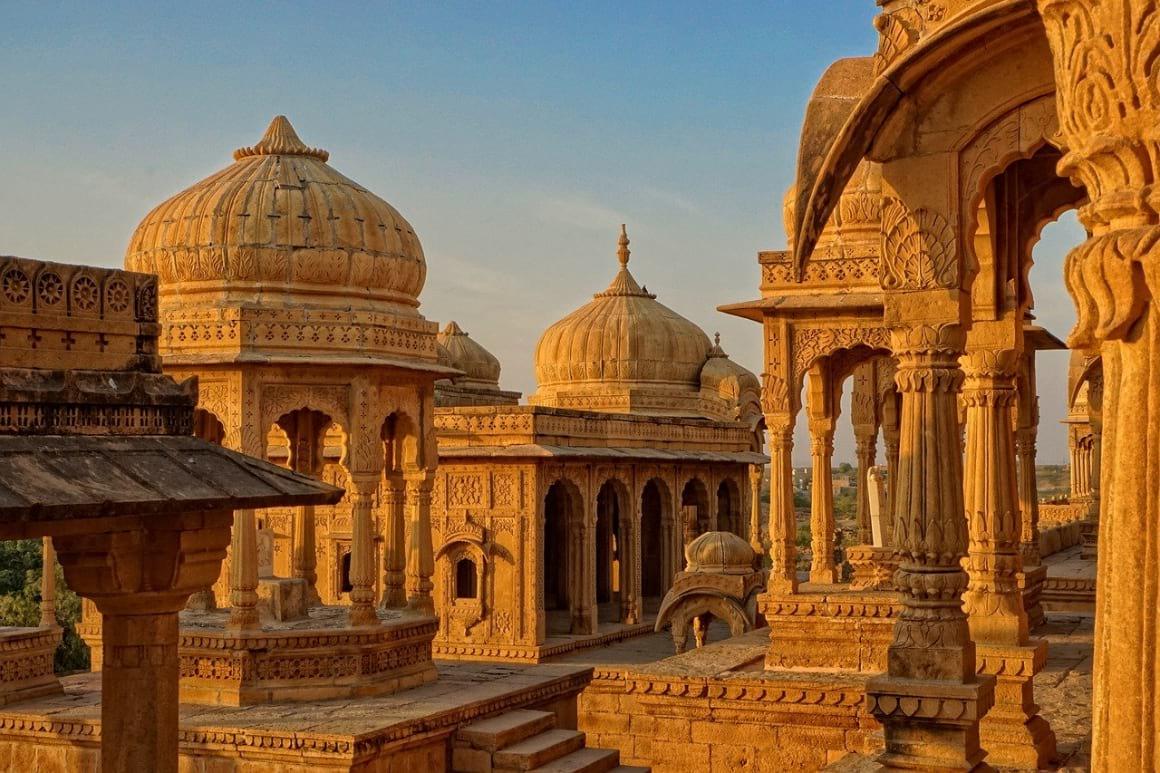 bada bagh temple india