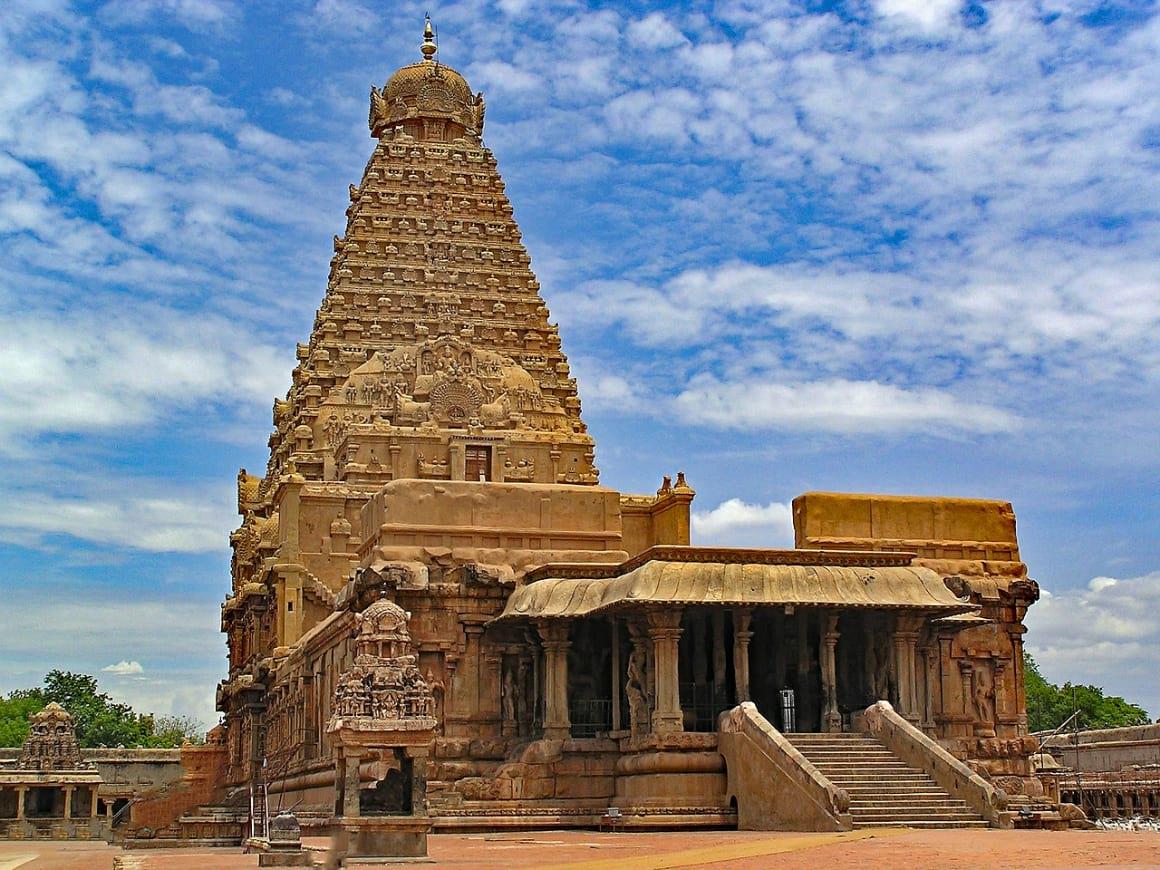 brihadishvara temple india