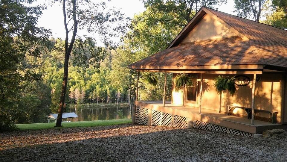 Cedar Chapel Cabin Ohio