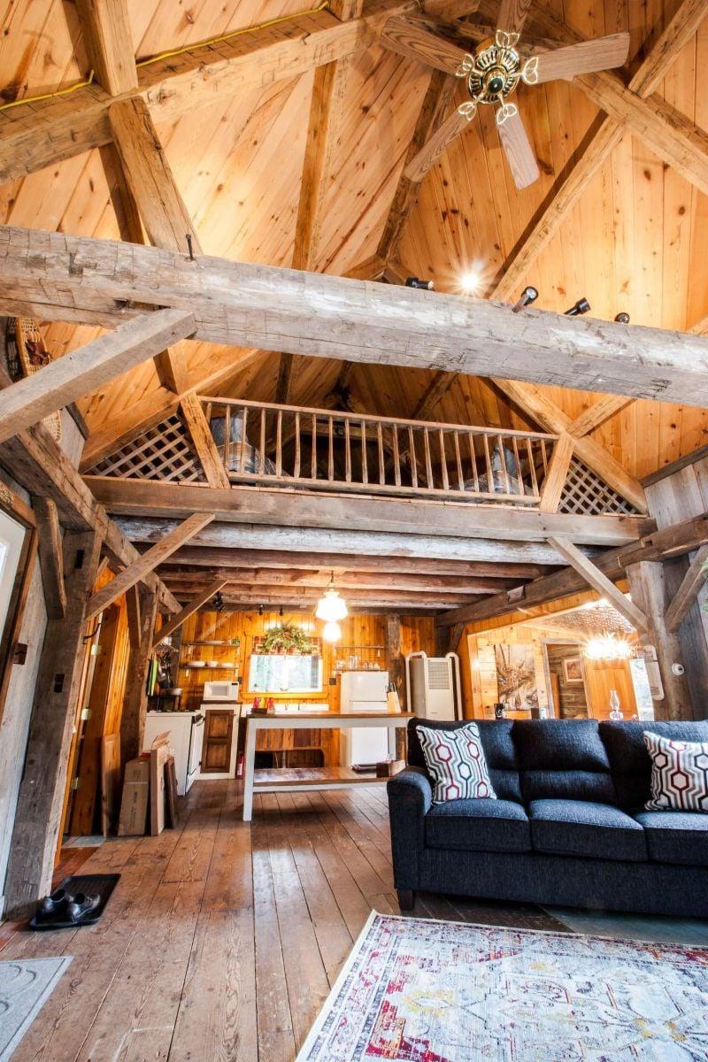 A Quaint Cabin Pennsylvania