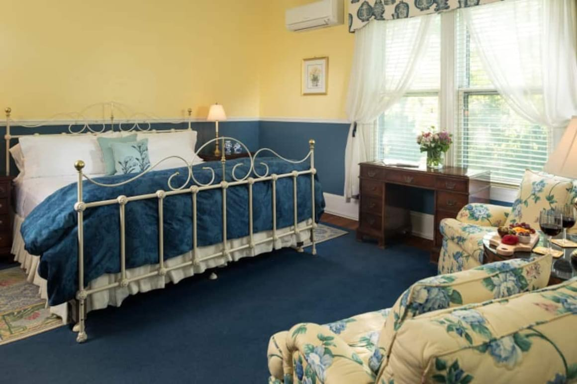 Albemarle Inn Bed and Breakfast North Carolina