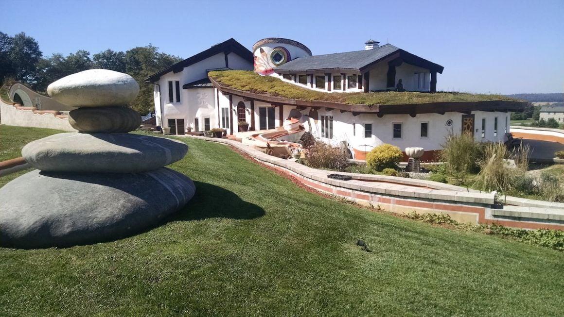 An Earth House Pennsylvania