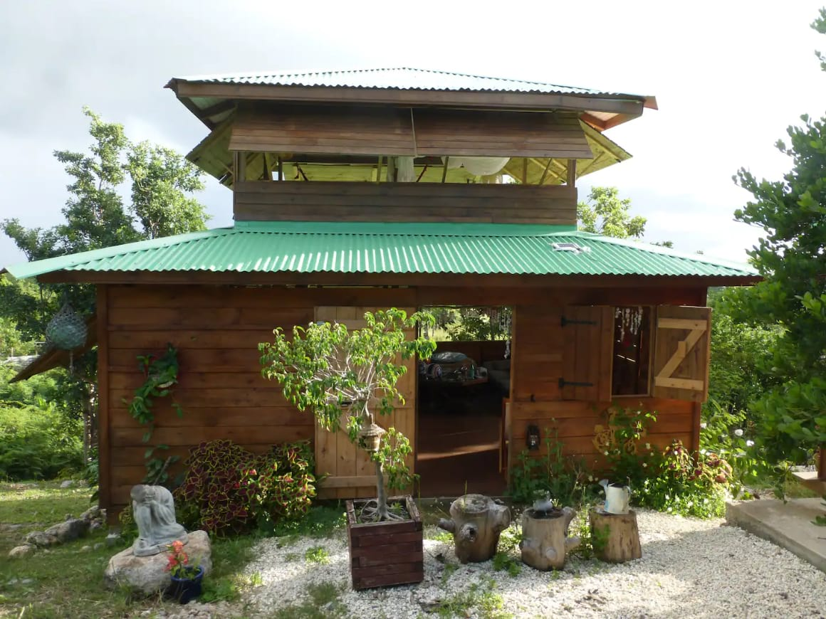 Appaloosa Eco Lodge Guadeloupe