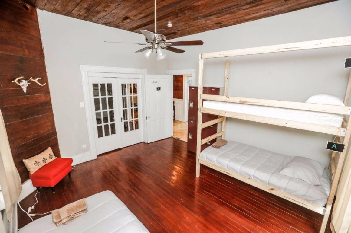 Bunkwood Hostel Houston