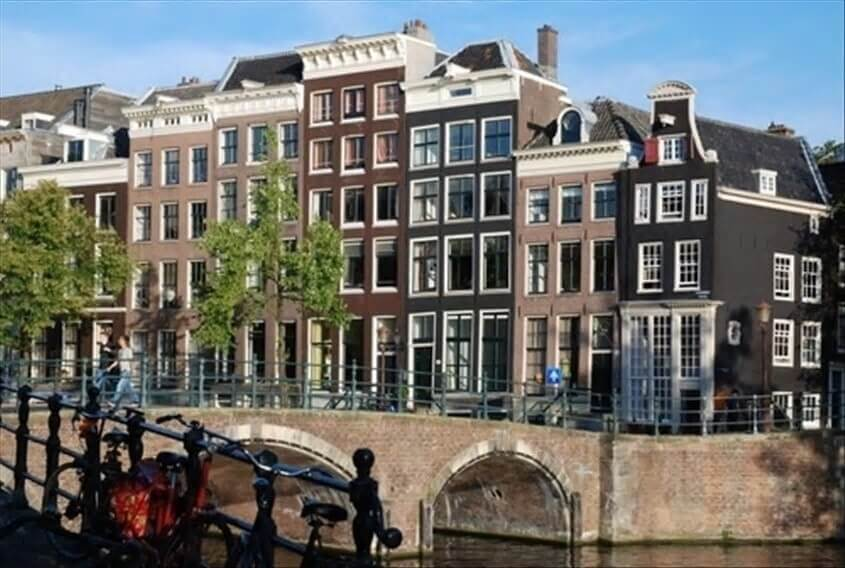 Canal House Apartment Amsterdam