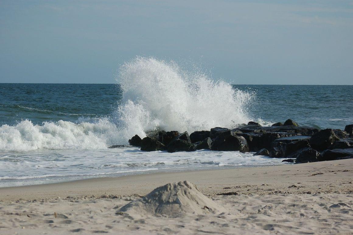 Cape May's Beachfront