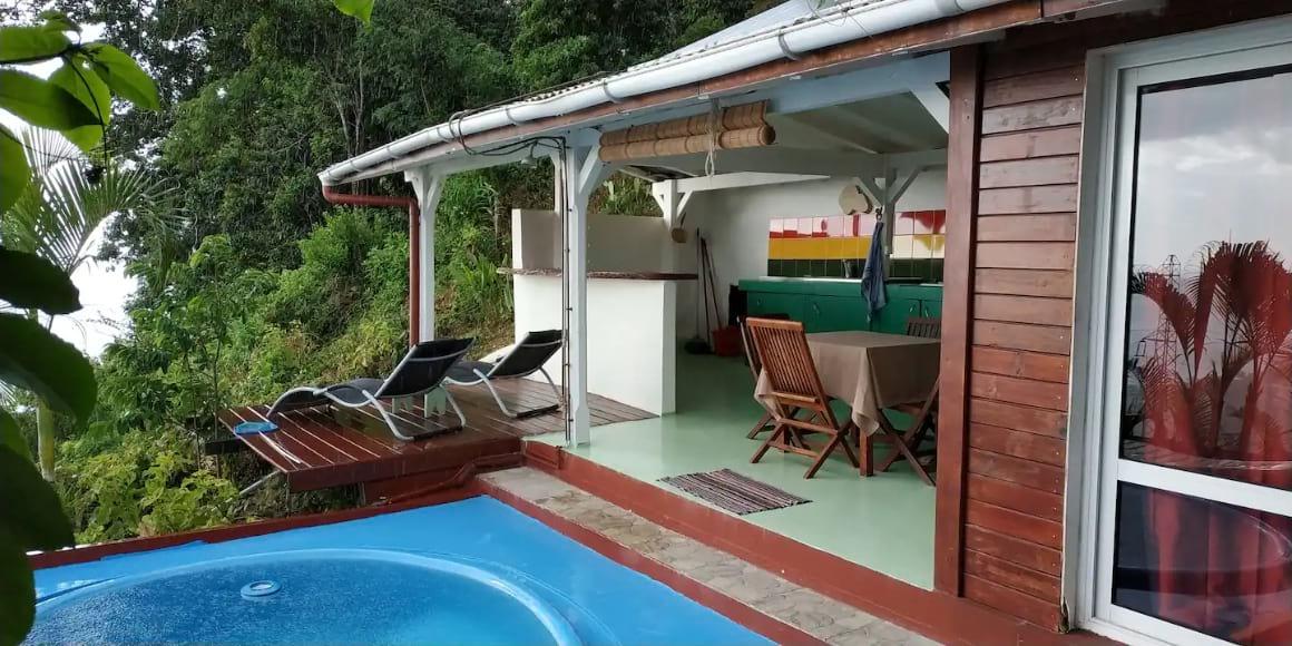 CazaBaltus Eco Lodge Guadeloupe