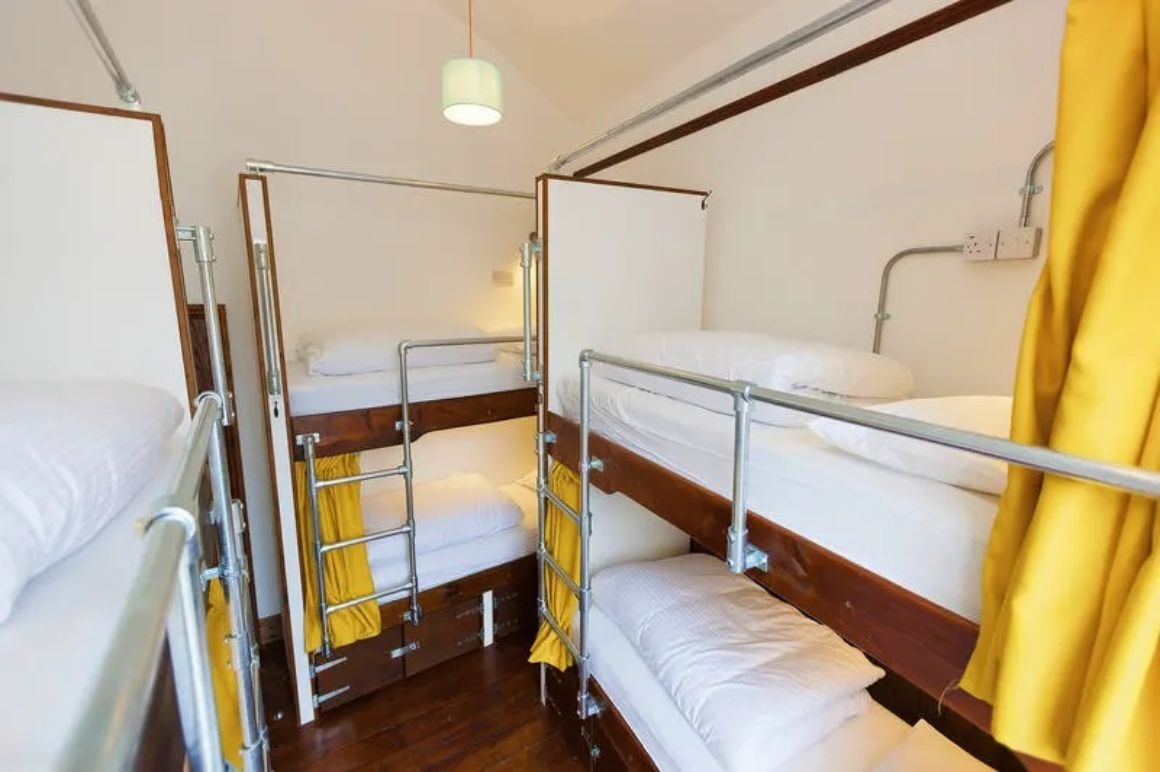 Cohort Hostel, St Ives best hostels in Cornwall