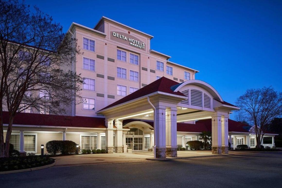 Delta Hotels by Marriott Norfolk Airport Norfolk
