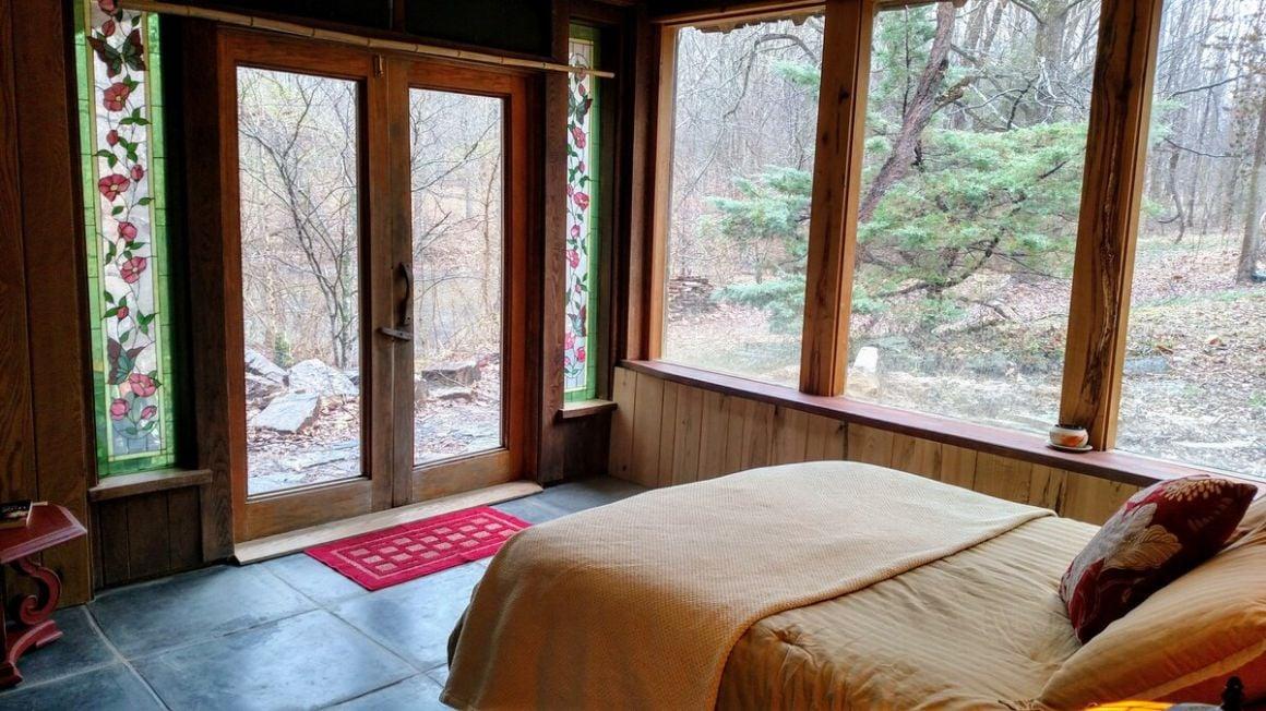 Evas Roost Nature Cabin