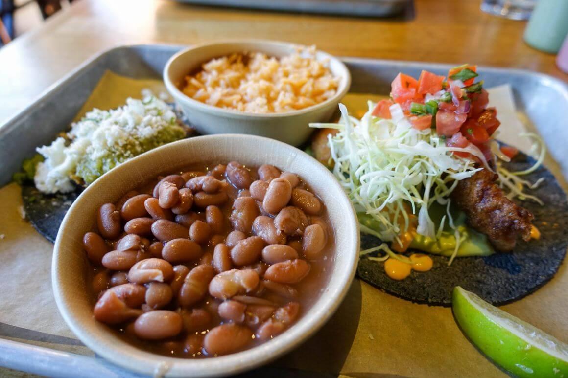 Food in San Diego