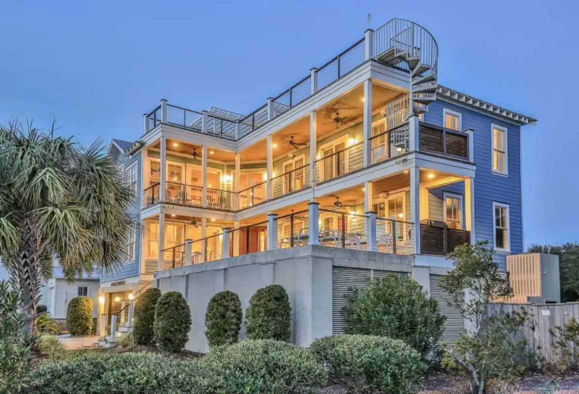 Incredible Beach House