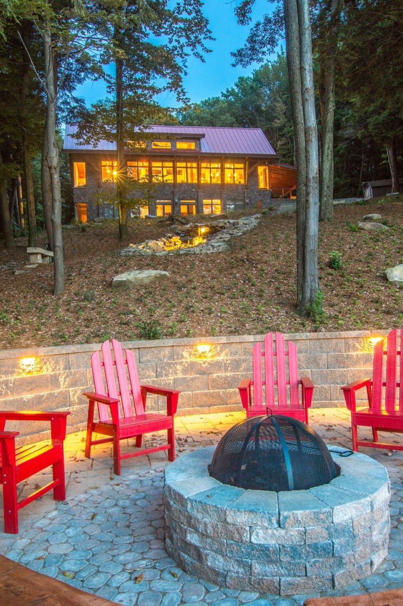 Indian Lake Luxury Cabin Pennsylvania