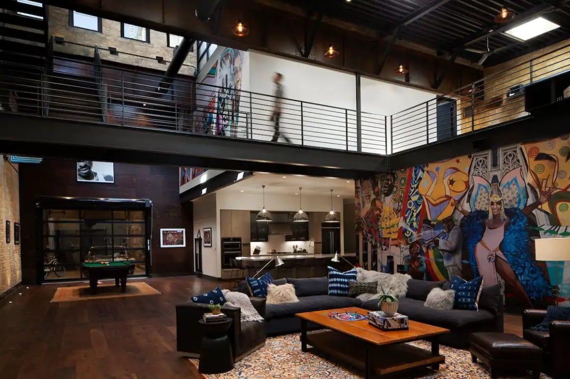Insane Home in Milwaukee