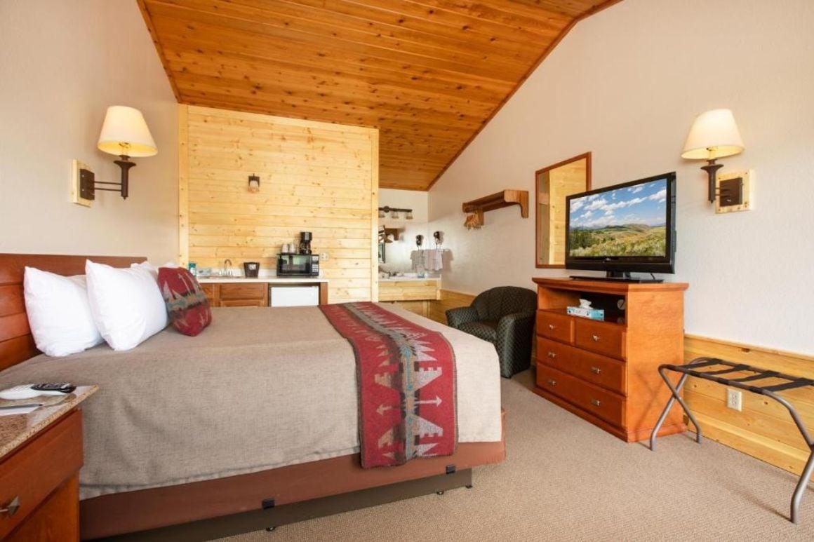 Flat Creek Inn best hostels in Jackson Hole