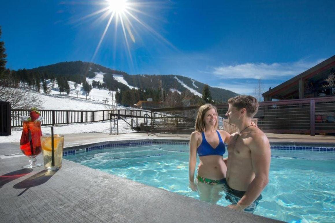 Snow King Resort best hostels in Jackson Hole