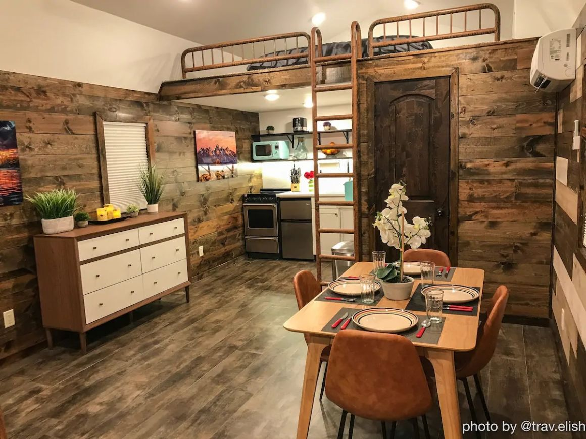 Teton Tiny Home best hostels in Jackson Hole