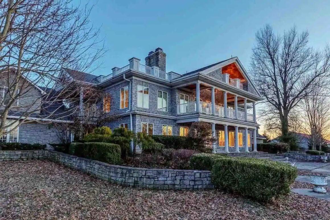 Estate in Horse Country, Kentucky