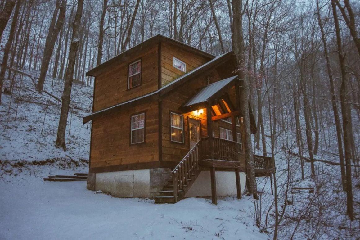 The Fireside Cabin, Kentucky