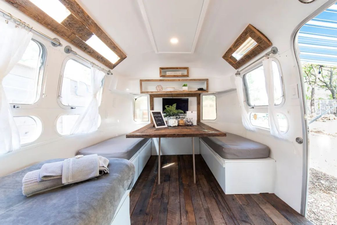 The Grace Airstream, Kentucky