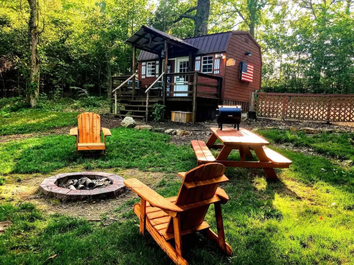 Tiny House Retreat, Kentucky