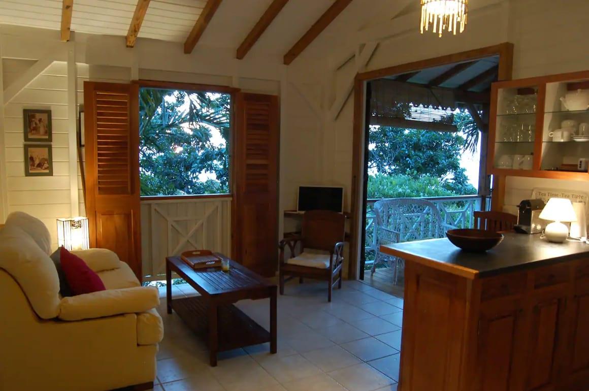 La Villa du Morne La Perle Eco Lodge Guadeloupe