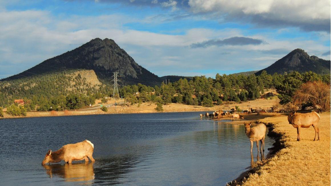 Lake Estes Estes Park