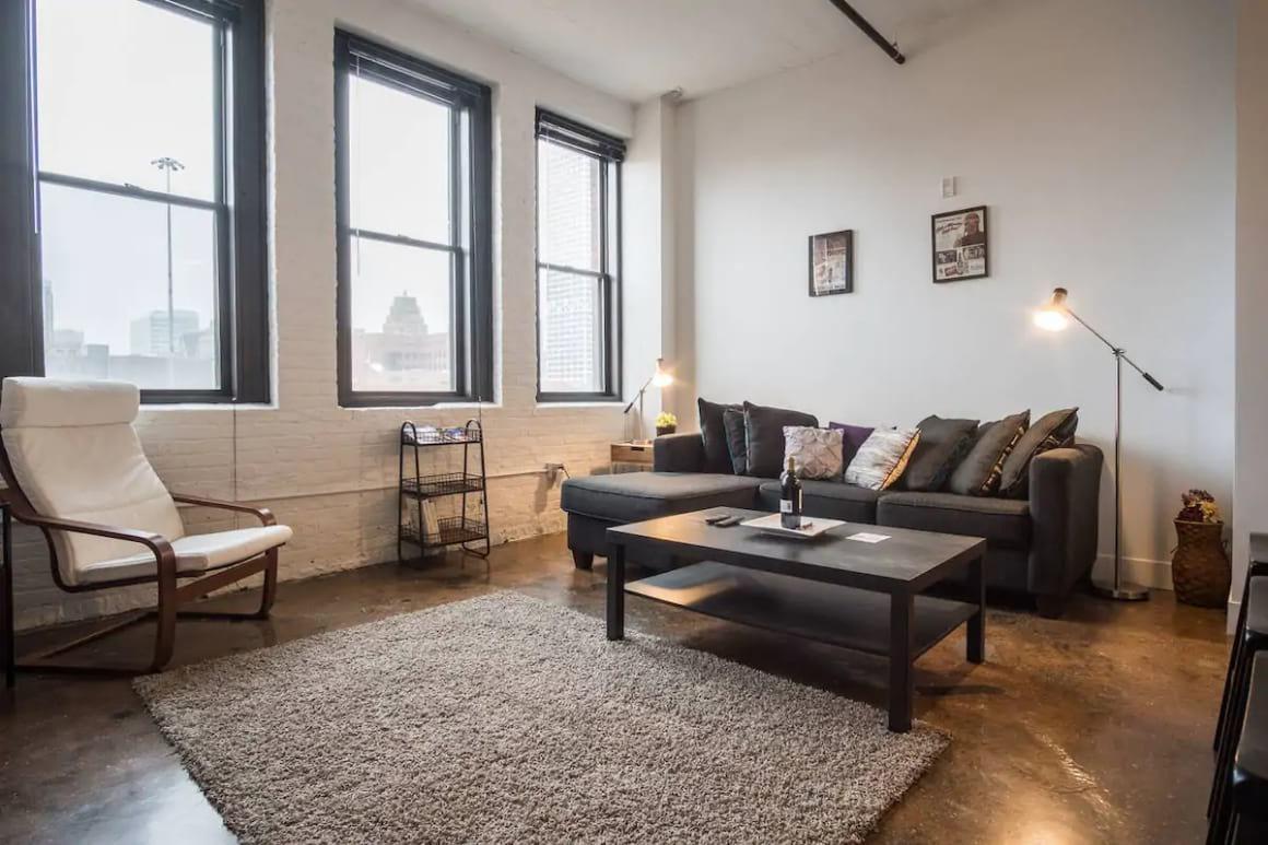 Loft Apartment in Milwaukee