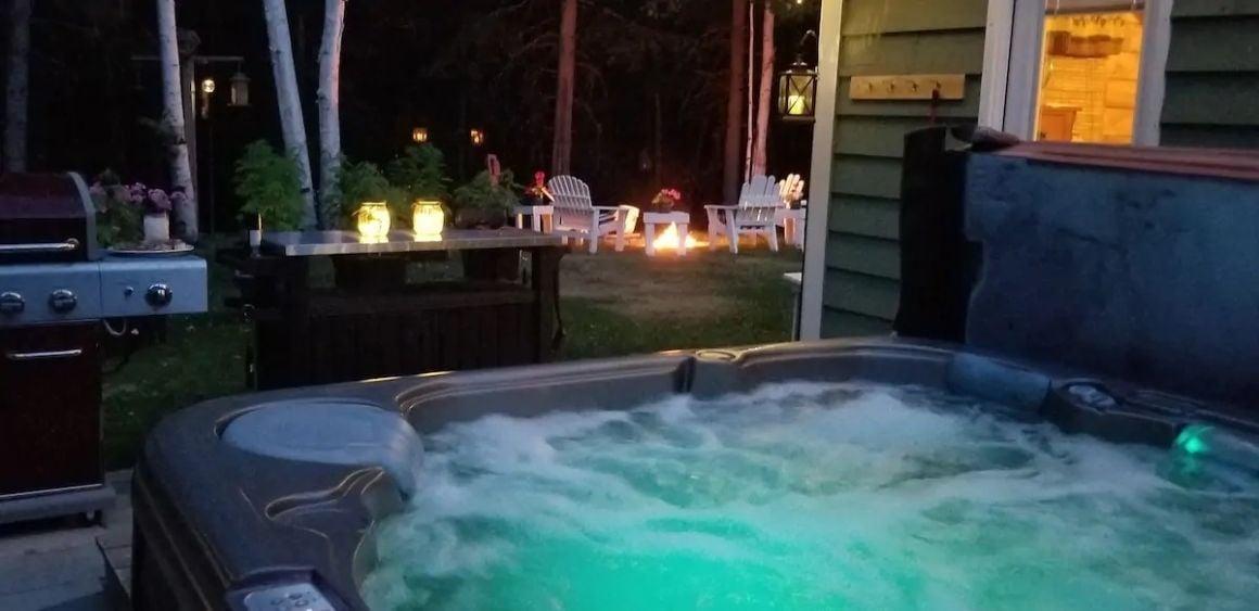 Cozy Camp Cabin, Maine