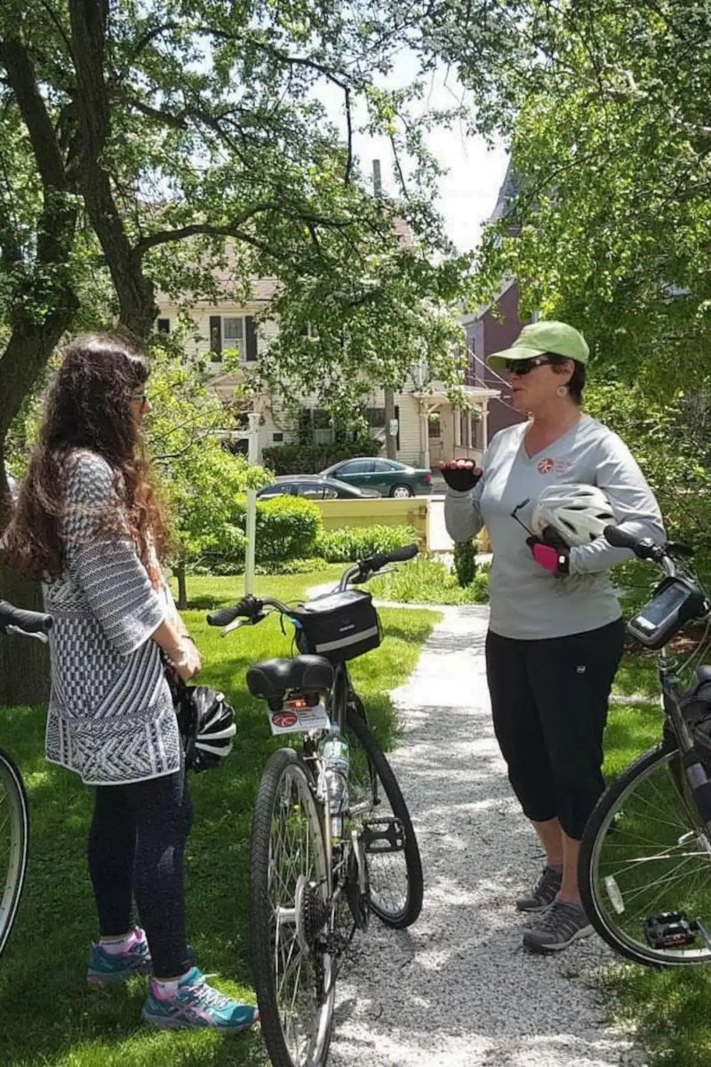 Bike Tour of Portsmouth, New Hampshire