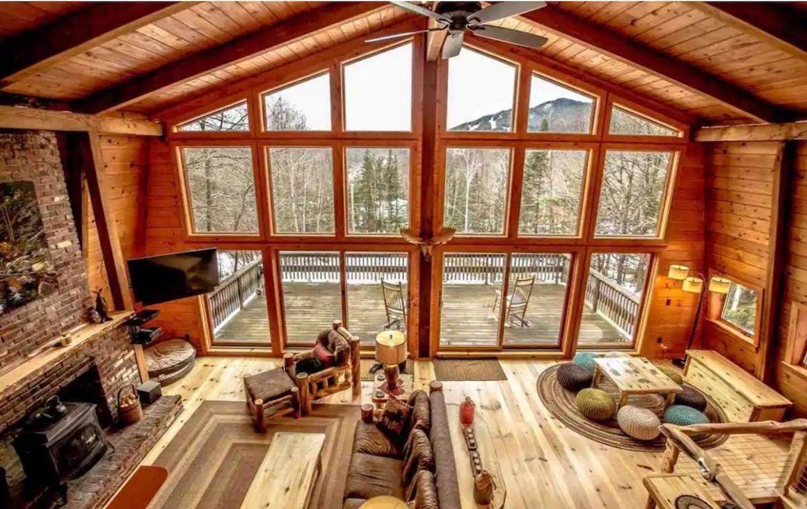 The Mountain Villa, New Hampshire
