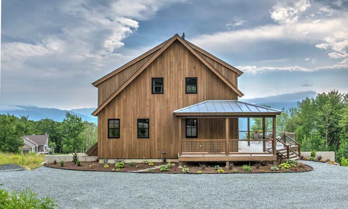 The Solar House, New Hampshire