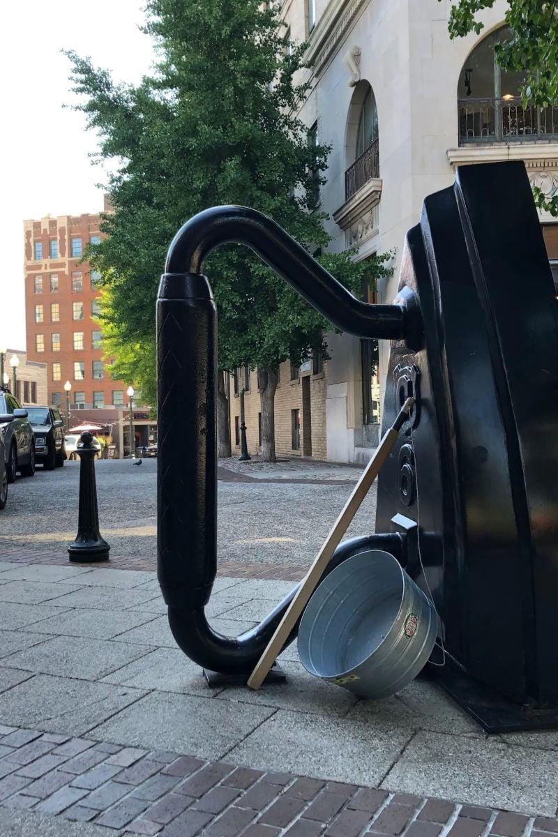 Asheville Walking Tour, North Carolina