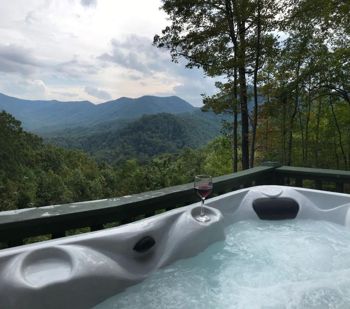 Mountain Dream Cabin, North Carolina