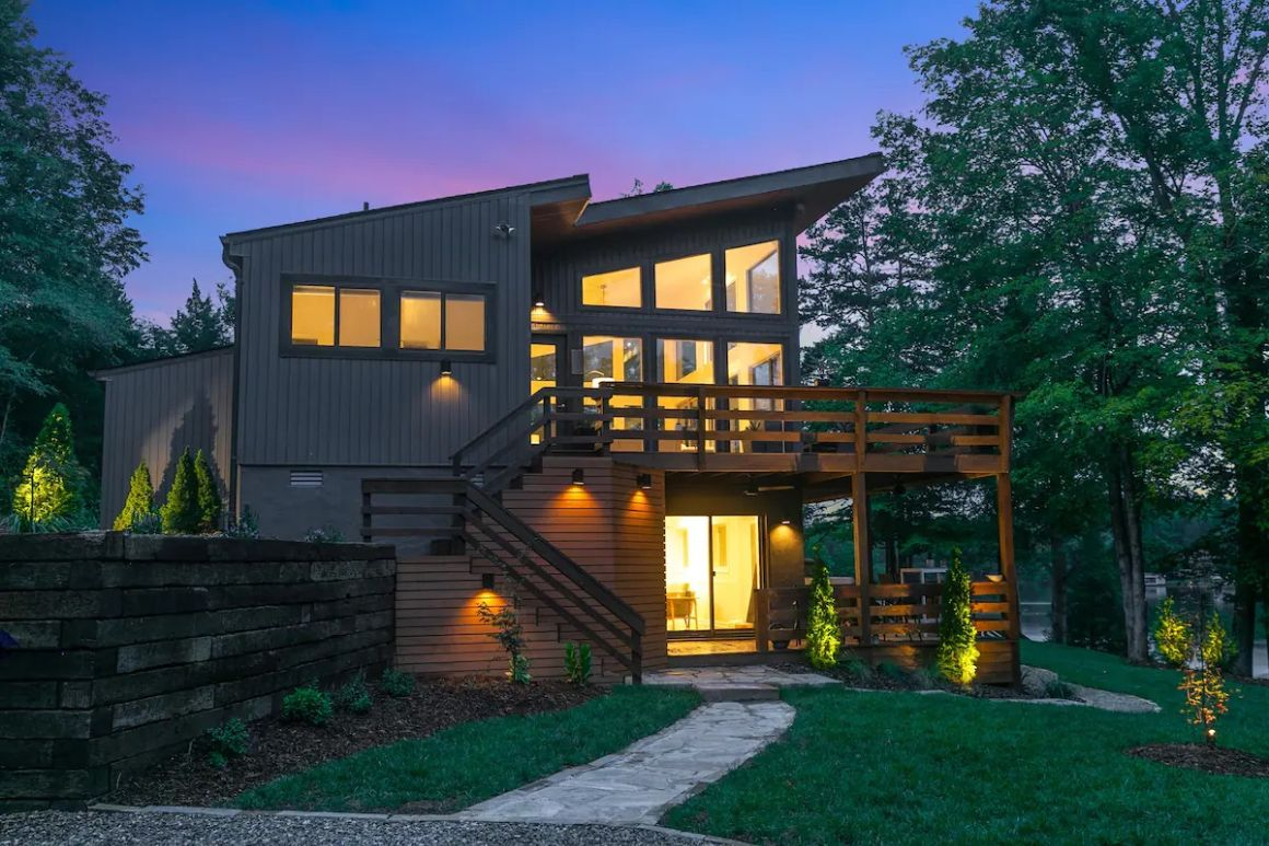 The Modern Treehouse, North Carolina