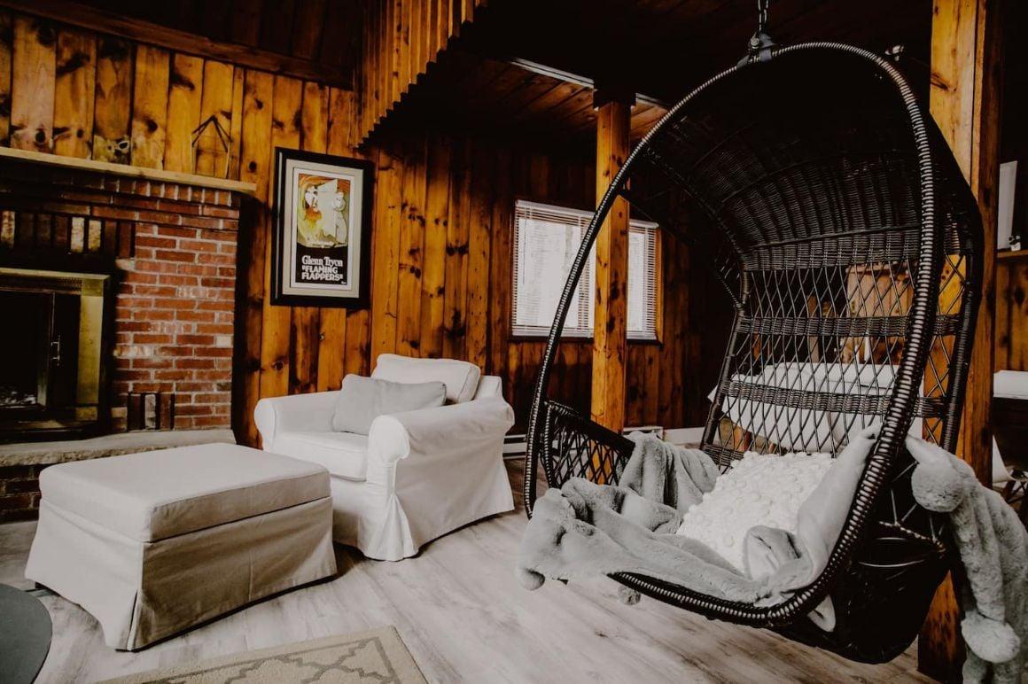 Oak Cabin at Pocono Mountains Pennsylvania