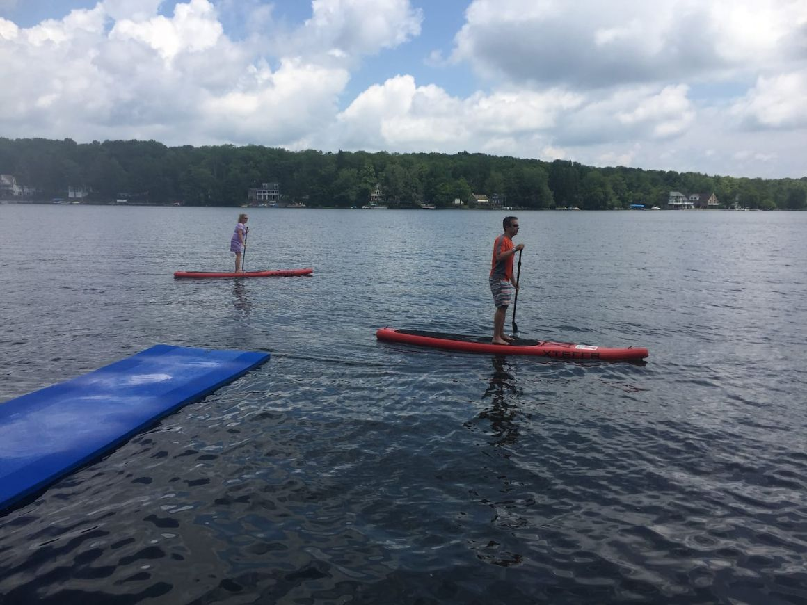 Paddle Board Adventure, Greenfield