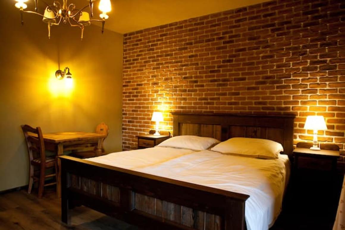 Pine Room Lavender Hill Eco Resort Slovenia
