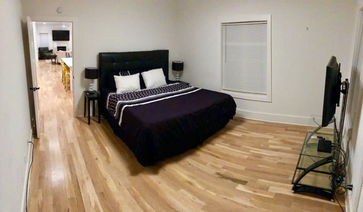 Private Entry Room in New House Hosted by Andi best hostels in Nashville